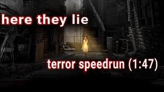 #Here they lie|Terror | 2.0 completo| Español juego gratuito ps plus agosto (tiempo récord 1:45)