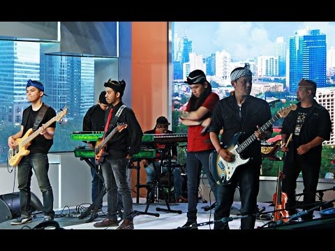 Gigi - Nakal -Rock Ethnic version - cover SON'S OF SANGKURIANG