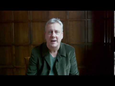 A message from Stephen Tompkinson