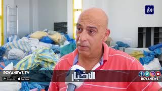 الاحتلال يفرج عن 10 طن من البريد الفلسطيني