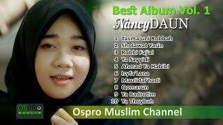 Download Lagu NancyDAUN Full Album | Vol. 1 Sholawat Terbaik | Ospro Muslim Channel mp3
