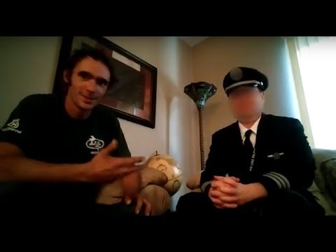 Interview with Commercial Airline Pilot: Globe Lie/Plane Ear