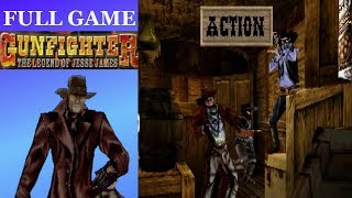 Gunfighter: The Legend of Jesse James - Full Game