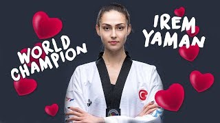 Gambar cover HOT 😍 !! Athlete IREM YAMAN  World Taekwondo Champion - Karriere-Ranking ( HD )