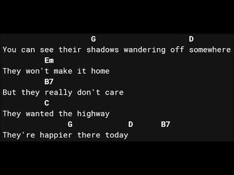 Fastball The Way Chords And Lyrics No Capo Youtube