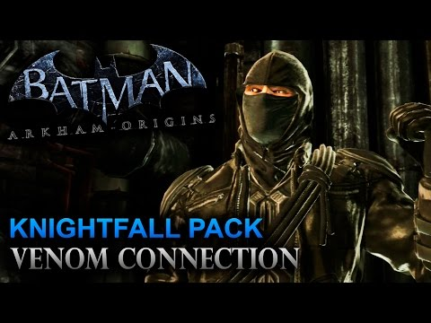 Batman: Arkham Origins - Knightfall Pack - Venom Connection [As Bruce Wayne]