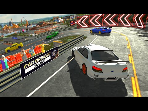 Car Drivers Online: For Pc - Download For Windows 7,10 and Mac