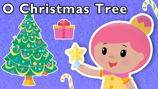 🎄🌟 O Christmas Tree and More | HAPPY HOLIDAYS | Baby Songs from Mother Goose Club