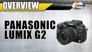 newegg TV: Panasonic Lumix G2 DSLR Overview