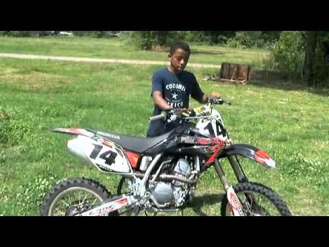 crf150r youtube