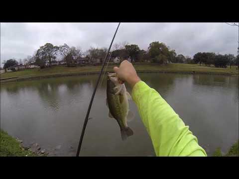 Bayou Redfish Hunting Houston (1080p)