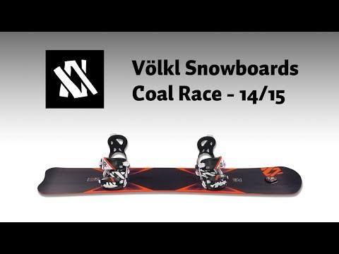 Coal Race - Volkl Snowboards 14/15