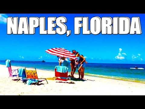 Visiting Naples Florida 2018 (Naples Beach Vacation on the Gulf of Mexico)