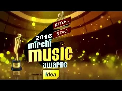 Mirchi Music Awards 2016 Full Show | Red Carpet | FULL VIDEO