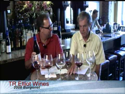T.V. Tuesday Live Featuring Ted Elliott Winemaker for TR Ell