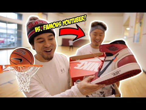INSANE 1 VS. 1 B-BALL TOURNAMENT FOR OFF WHITE'S!! FEAT. ANDREW FUNG