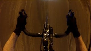 Filtering Through Traffic? Lane Splitting? Cycling Night Commuting Bike Blogger