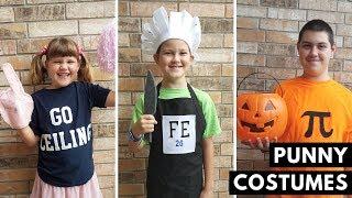 3 Last Minute Punny DIY Costumes for Adults or Kids Using Kunin Felt