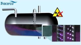 TRACERCO Profiler - Nucleonic level density measurement instrument for separators desalters etc