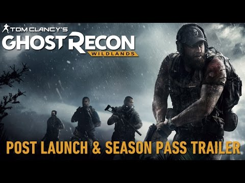 Ghost Recon Wildlands Post Launch und Season Pass Trailer [AUT]