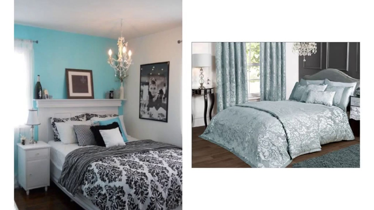 Adorable Duck Egg Blue And Grey Bedroom Ideas Youtube