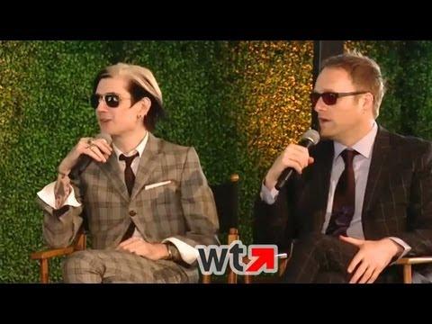 Venture Bros. Creators Jackson Publick and Doc Hammer on Season 5 Finale ComicCon 2013