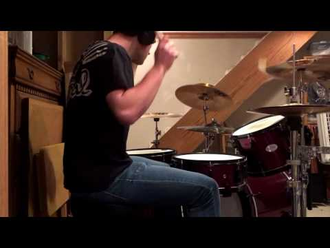 Flowerbomb - The Amity Affliction Drum Cover