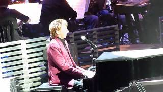 Even Now  Barry Manilow @ The O2 Arena May 6 2011