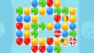 CANDY RAIN 4 GAME LEVELS 1-10 | KIDS GAMES
