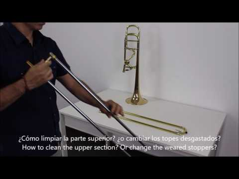 Stomvi experience 3 - Vara trombón Stomvi