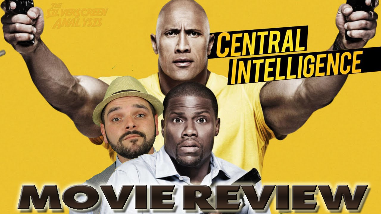 Central Intelligence 2016 Movie Review Youtube