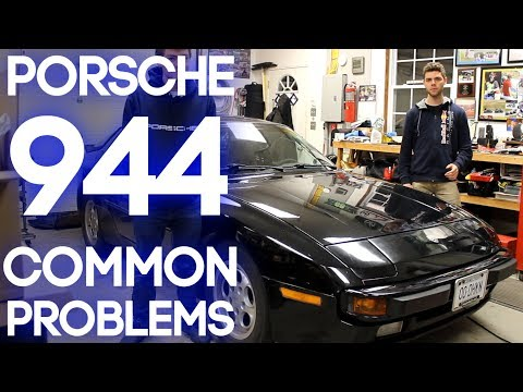 Porsche 944 - Common Problems And Buying Guide