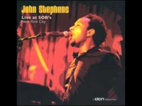 John Stephens - Hurt So Bad Live at SOB