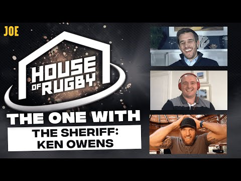 Ken Owens On Welsh Passion And That Offside Against The All Blacks   House Of Rugby S2 Ep36