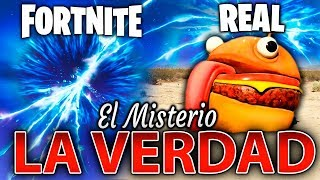 The Amazing! Mystery Of Fortnite! In Real Life! Solve it! The Hidden Story - Season 5