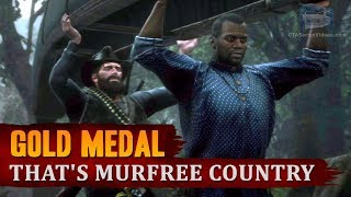 Red Dead Redemption 2 - Mission #66 - That's Murfree Country [Gold Medal]