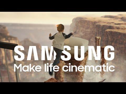 Make Life Cinematic   SAMSUNG Sponsored Video