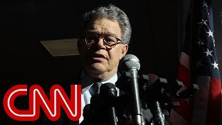 Sen. Al Franken apologizes to women who accused him of groping