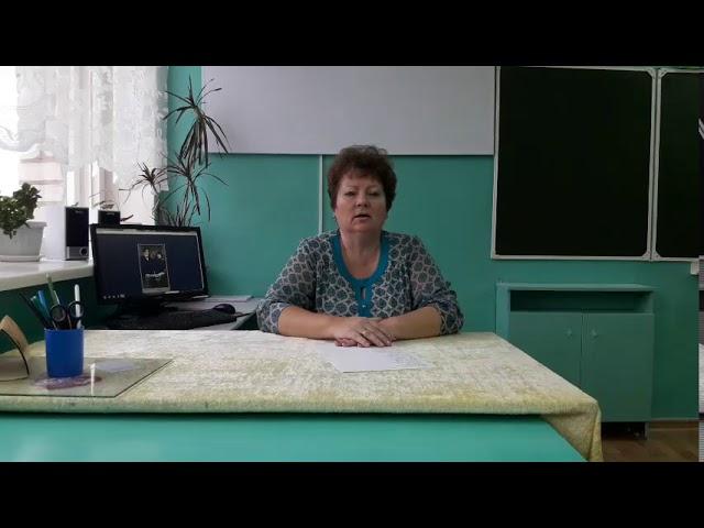 Изображение предпросмотра прочтения – ОксанаЛавренцова читает произведение «Идешь, на меня похожий.» М.И.Цветаевой