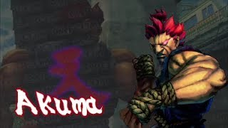 ULTRA STREET FIGHTER IV : AKUMA BALANCE CHANGES
