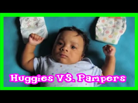 huggies vs pampers Huggies vs pampers social media analysis 1 social media programs analysis:  huggies and pampers 2 content: 1 overview of the.