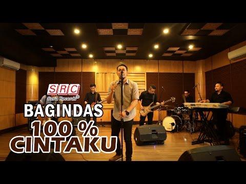 Bagindas - 100% Cintaku(Official Video Lirik)
