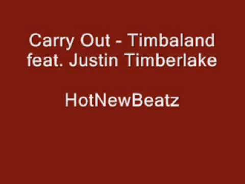 Carry Out - Timbaland feat. Justin Timberlake