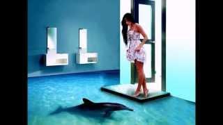 Наливные 3D стены и полы  Невероятно красиво, все как живое