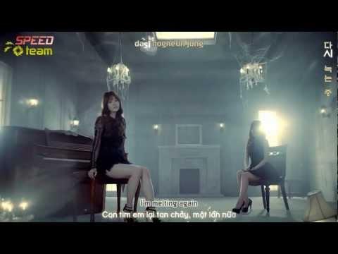 [Vietsub + Engsub + Kara] Davichi (다비치) - Be Warmed (ft. Verbal Jint)