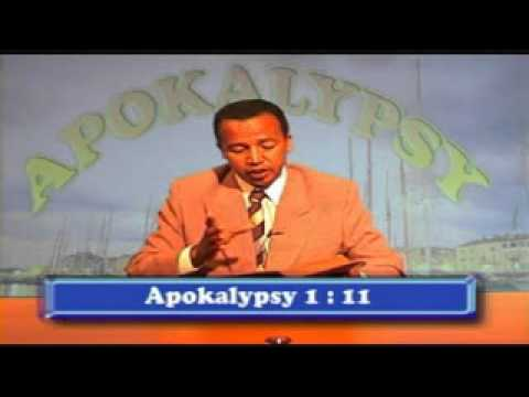 Etude Apocalypse 15