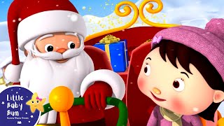 Christmas Songs | Christmas is Magic |Learn with Little Baby Bum | Nursery Rhymes for Babies