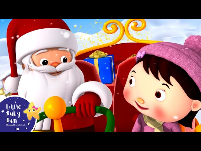Christmas Songs | Christmas is Magic |Little Baby Bum | Nursery Rhymes for Babies
