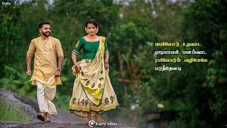 🧡#Tamil_Melody_Song   😍Sakkara katti Sakkara kattai😍   [ Whatsapp Status]  #Kutty_Official..