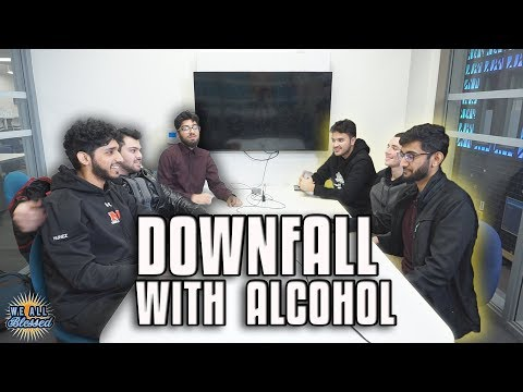 Society Downfall - Alcohol In Public Laws